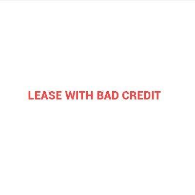 Lease With Bad Credit >> Lease With Bad Credit Badlease Twitter