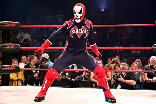 Image result for Suicide wrestler