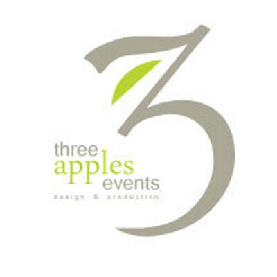 Three Apples Events | Social Profile