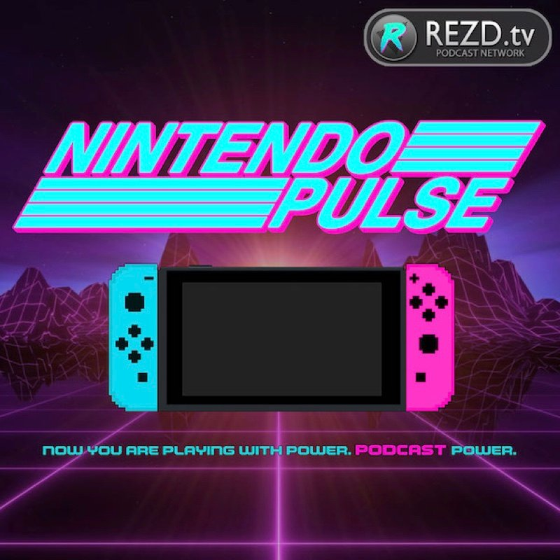 The Nintendo Pulse Podcast from @REZDtv. Your source for Nintendo Switch and 3DS news! Hosted by @Dasme and @StephenTheMunn