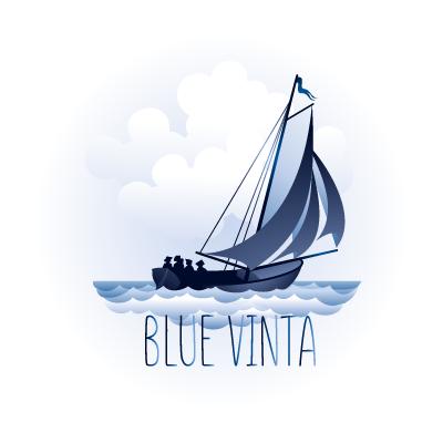 Blue Vinta