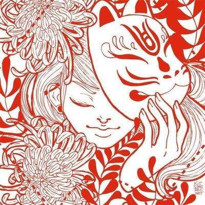 kitsune art on Twitter: