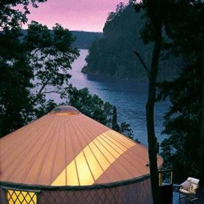 Pacific Yurts on Twitter: