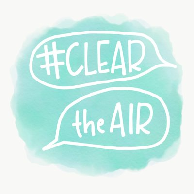 ClearTheAirEdu (@ClearTheAirEdu) Twitter profile photo