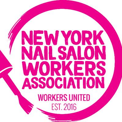 NY Nail Salon Workers Association (@NailTechsUnited) Twitter profile photo