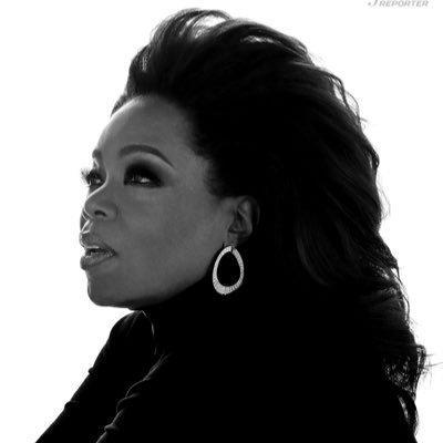 Oprah Winfrey's Twitter Profile Picture
