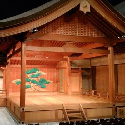 【公式】京都観世会館(能楽堂)