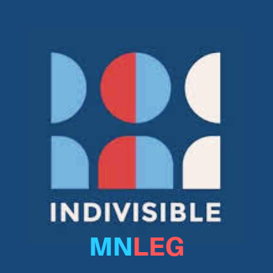 Indivisible MNLeg #StaySafeMN (@IndivisibleMNLo) Twitter profile photo