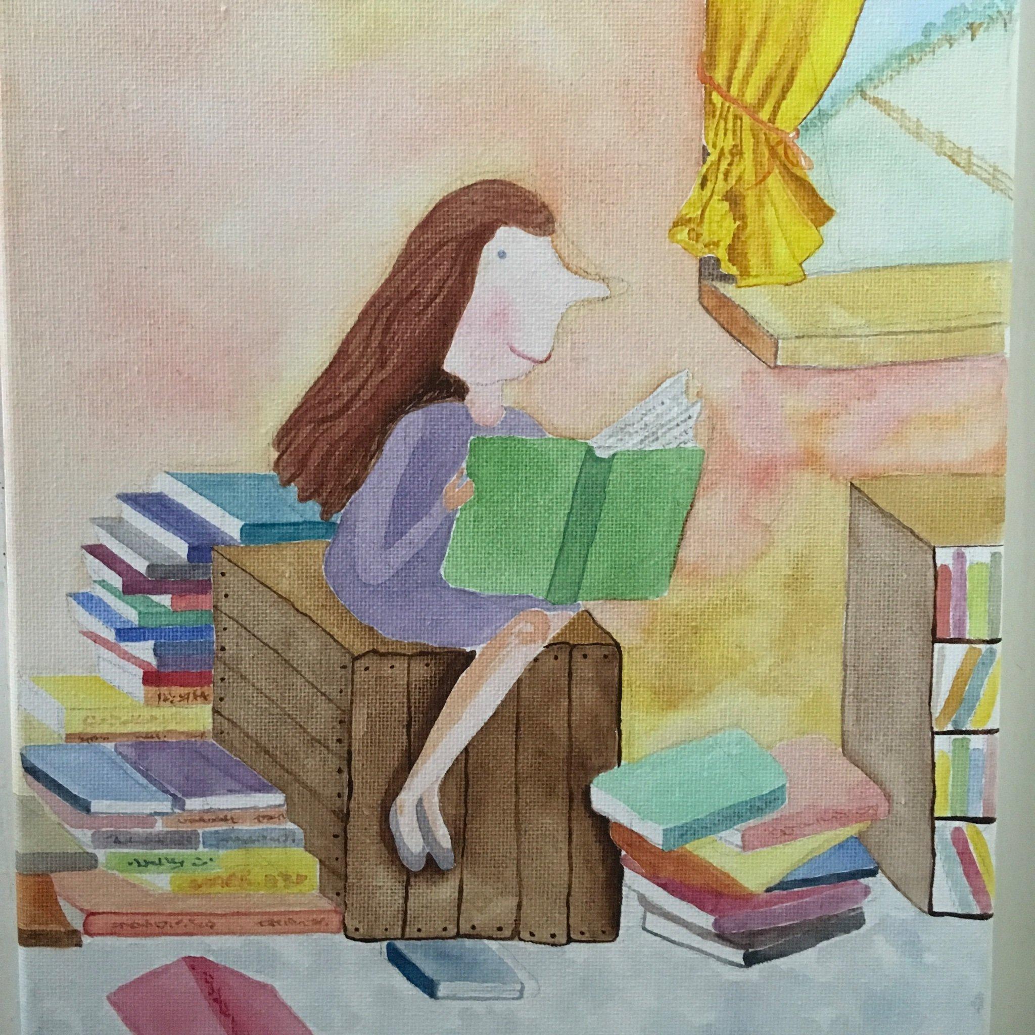 Tailored Yarn Gillian Seale Author and Illustrator