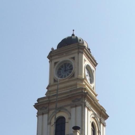 Reloj de Santiago de Chile