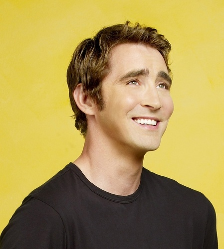lee pace height