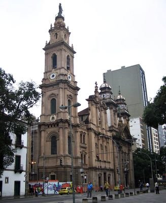 Relógio de Rio de Janeiro