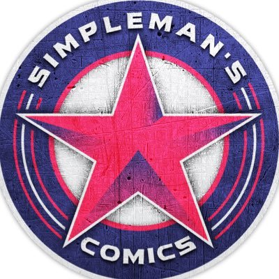 Simpleman's Comics YouTube▶️
