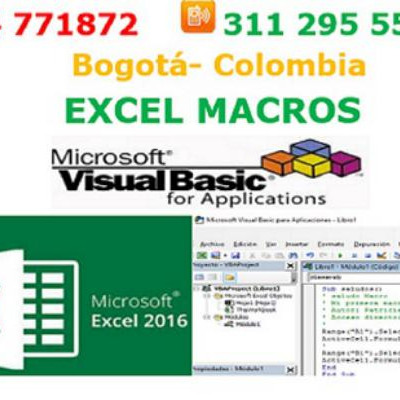Macros Excel Visual Basic Excel