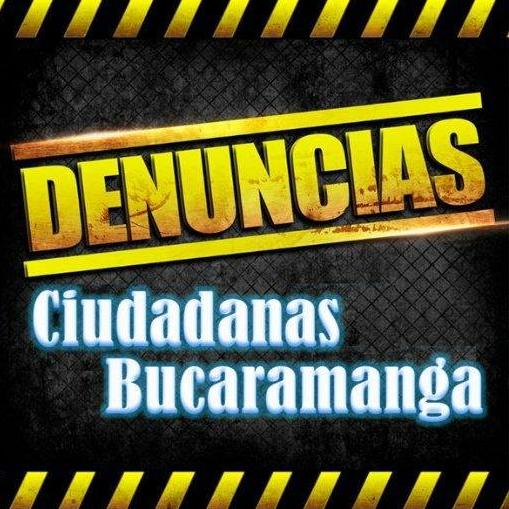 Denuncias Ciudadanas Bucaramanga