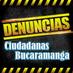 Denuncias Ciudadanas Bucaramanga's Twitter Profile Picture