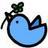 Blue bird normal