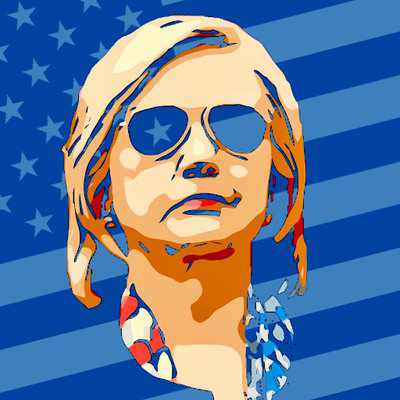 Hillary In Pictures