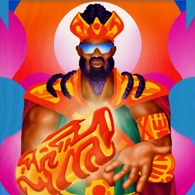 Twitter profile picture for Major Lazer