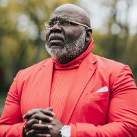 T.D. Jakes (@BishopJakes) Twitter profile photo