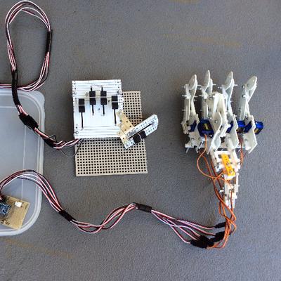 手にとどく操縦型ロボット研究会:MFTokyo2020! @roboticslowcost