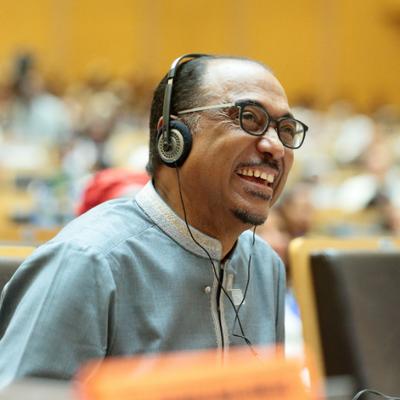 Michel   Sidibé Profile Image