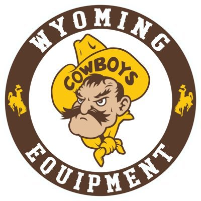 Wyoming Football Equipment