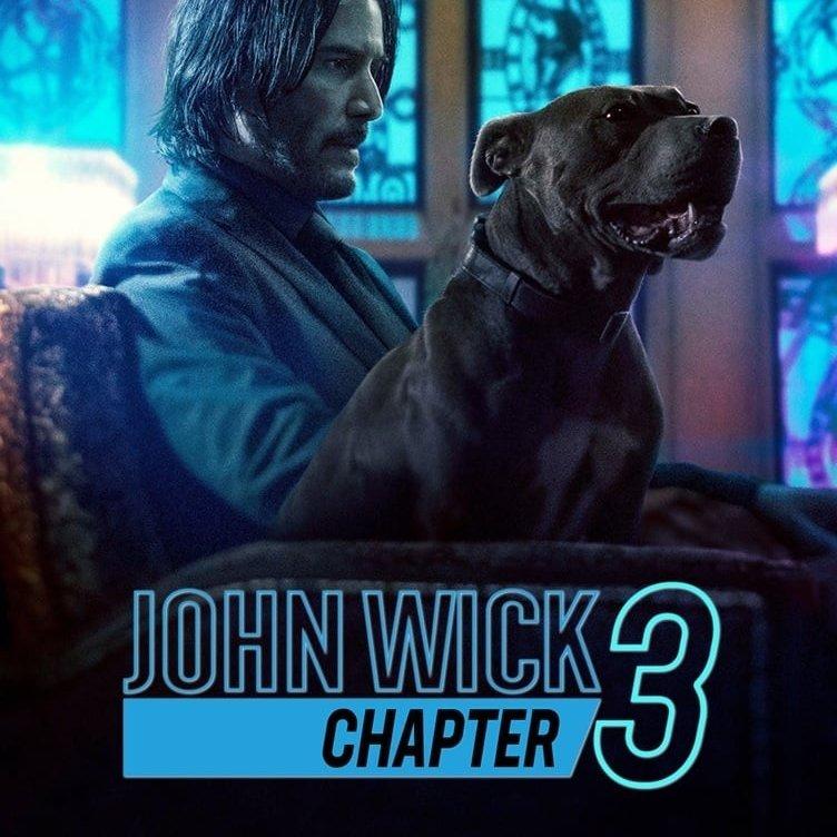 John Wick 3 Parabellum Filme Completo Dublado Johnfilme Twitter