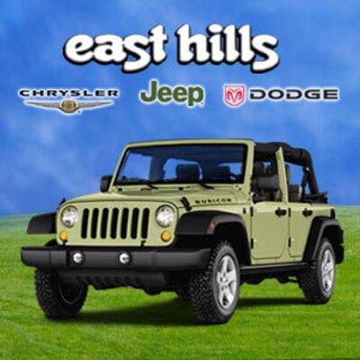 East Hills Jeep (@EastHillsJeep) | Twitter