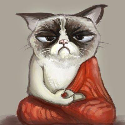 Grumpy Buddah (@grumpy_buddah) Twitter profile photo