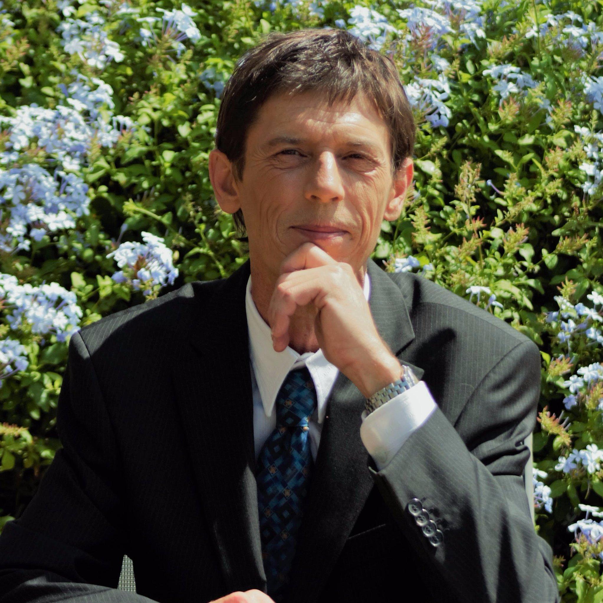 David J O'Brien 🌏💧