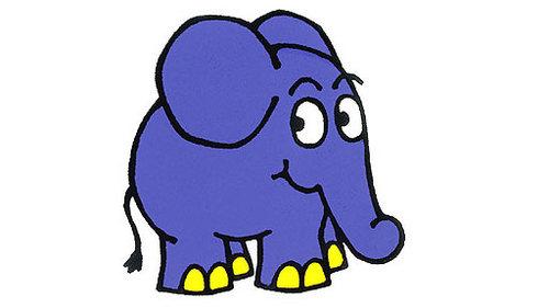 Elefant Sendung