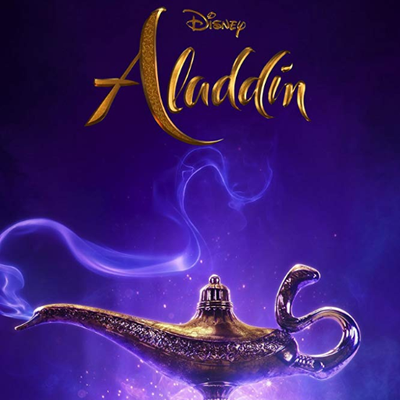 Aladdin Movie Poster 2019 Hd