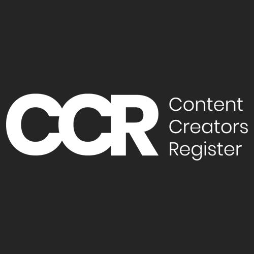 Content Creators Register