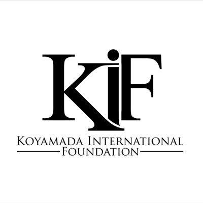 KIFlKoyamada International Foundation 🌎 @Koyamada