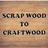 SCRAP WOOD TO CRAFTWOOD