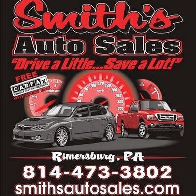 Smith's Auto Sales (@SmithsAutoSales)   Twitter