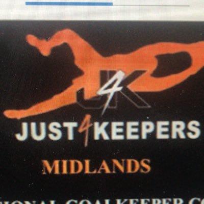 J4K Goalkeeper Coaching - Midlands
