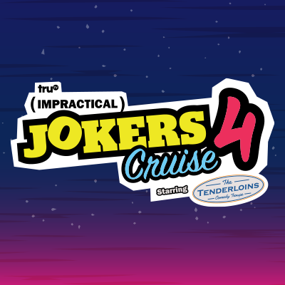 Impractical Jokers Tour 2020.Jokers Cruise On Twitter We Re So Excited To Welcome