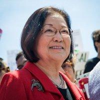 Senator Mazie Hirono (@maziehirono )