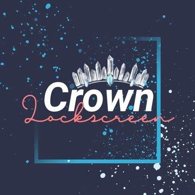 Crown Lockscreen on Twitter: