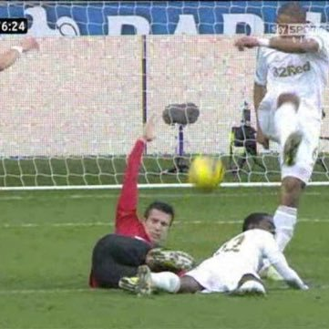 football images that precede unfortunate events (@CursedFootball) Twitter profile photo
