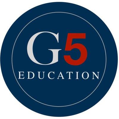 G5 Education www.g5education.com (@EducationG5) Twitter profile photo