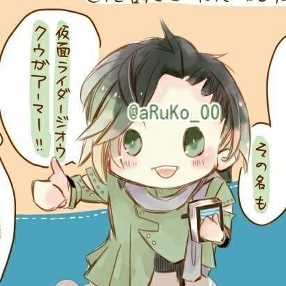 aRuKoさんのプロフィール画像