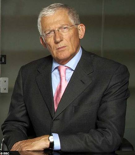 Nick Hewer Social Profile