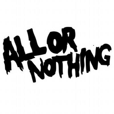 Výsledek obrázku pro all or nothing