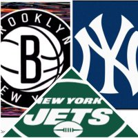 YANKEES + JETS + NETS