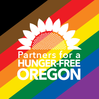 Hunger-Free Oregon (@hungerfreeor) Twitter profile photo