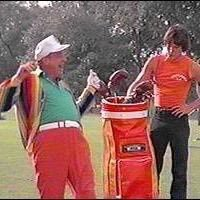 Golfer   ETSU Buc fan   That kangaroo stole my ball