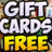 Gift Cards Free